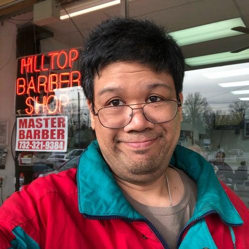 Hilltop Barber Shop