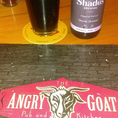 The Angry Goat Pub And Kitchen