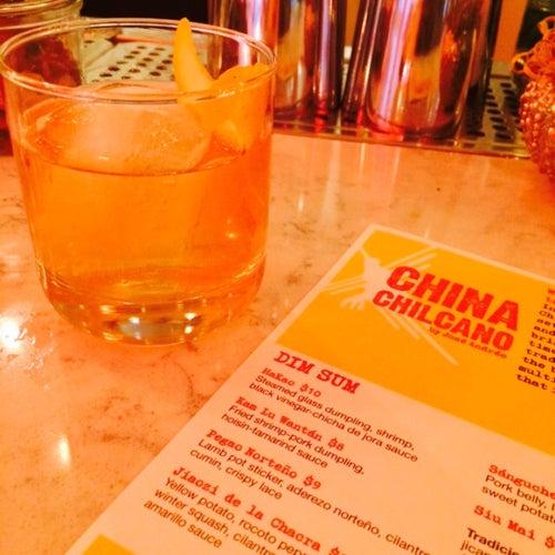 China Chilcano