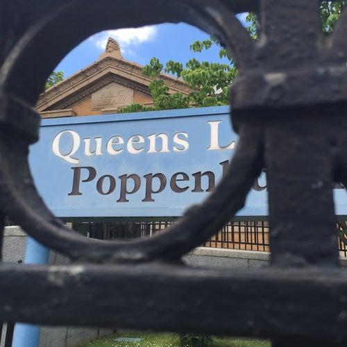 Queens Library at Poppenhusen