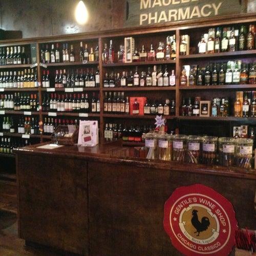 Gentile's Bottle Shop