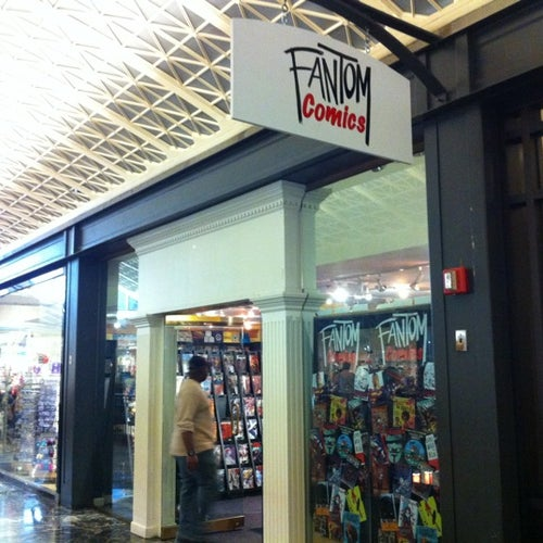 Fantom Comics
