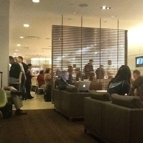 Oneworld Business Lounge