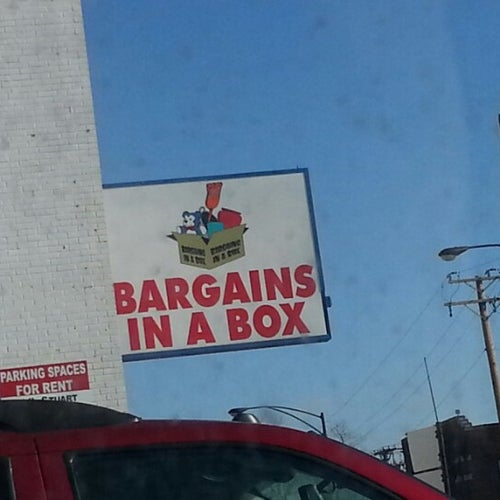 Bargains In A Box