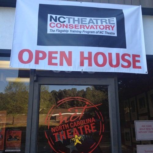 North Carolina Theatre Conservatory