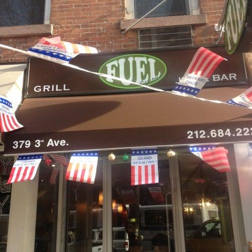 Fuel Grill & Juice Bar