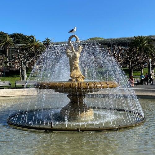 Rideout Fountain
