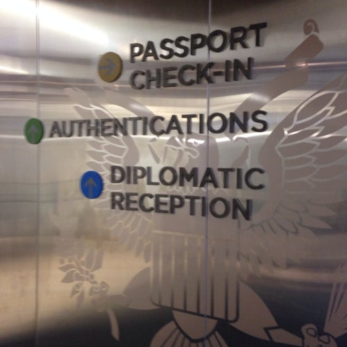 Washington Passport Agency