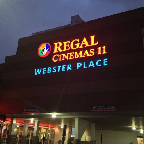Regal Cinemas Webster Place 11