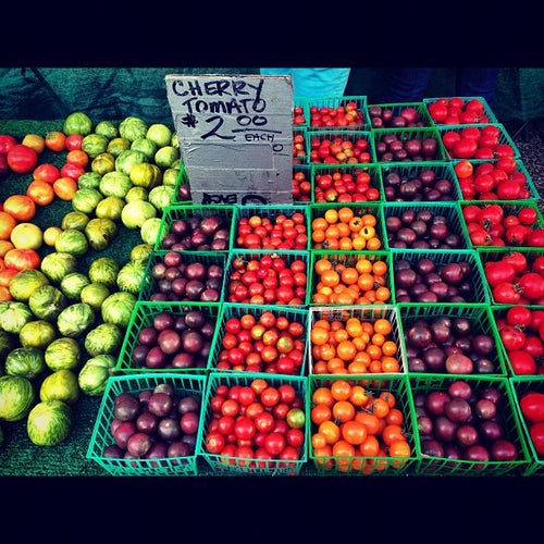 Century City Farmer's Market