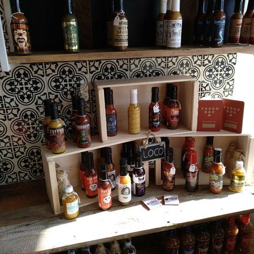 Fuego Box Hot Sauce Store