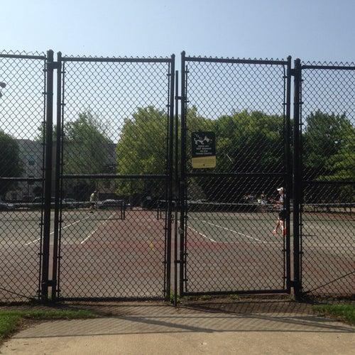 OZ Park Tennis Courts