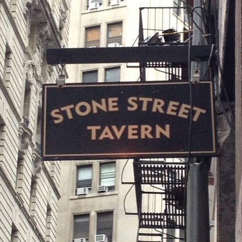 Stone Street Tavern