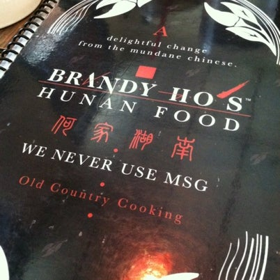 Brandy Ho's Hunan Food
