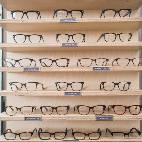 Warby Parker at Alchemy Works