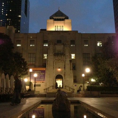 Los Angeles Public Library - Central
