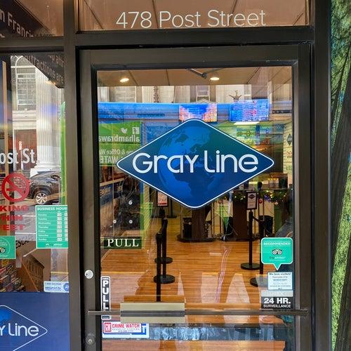 Gray Line San Francisco