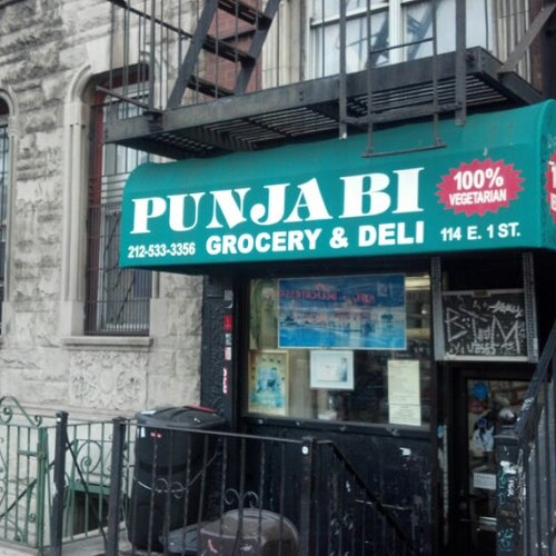 Punjabi Grocery & Deli