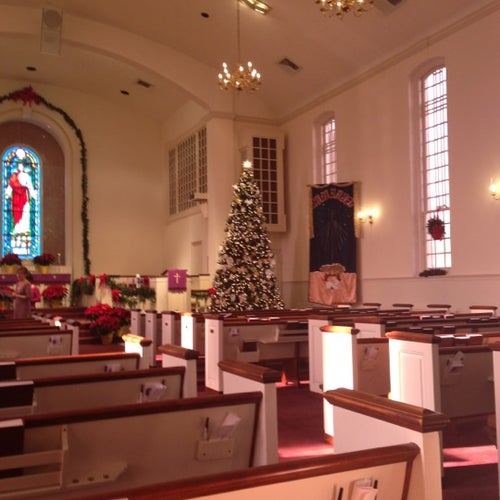 Blacksburg Baptist Church