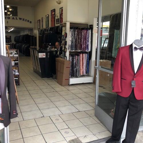 Al Weiss Men's Clothing