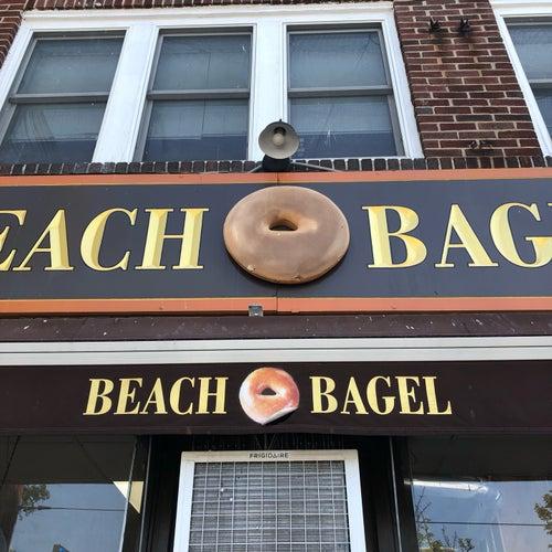 Beach Bagel