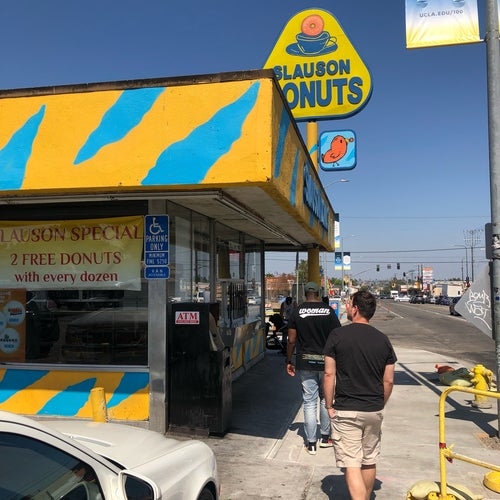Slauson Donuts