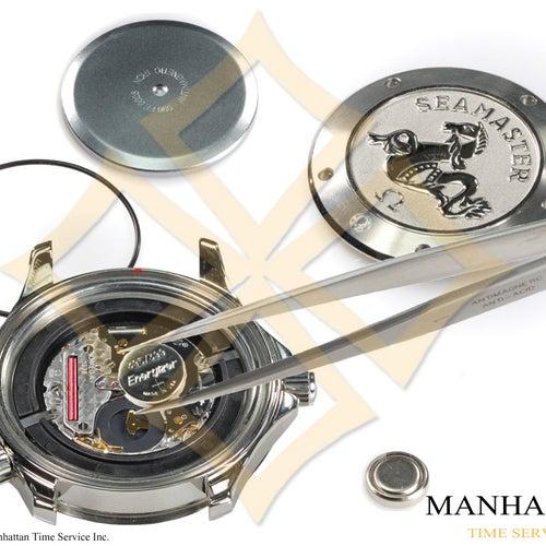 Manhattan Time Service