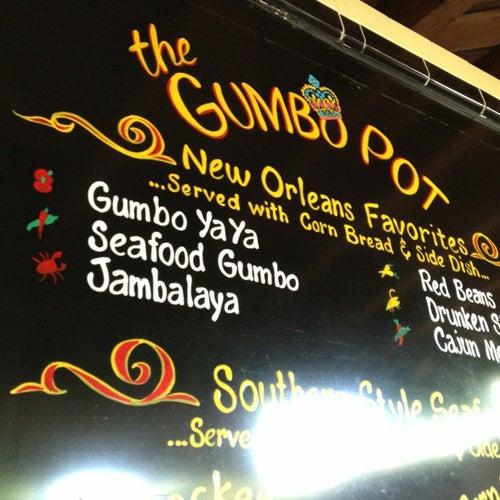 The Gumbo Pot