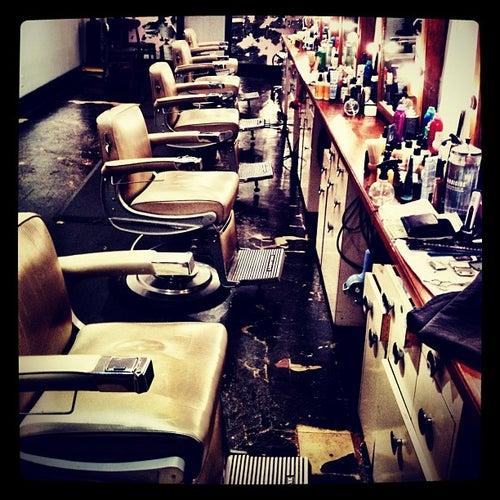 Public Barber Salon