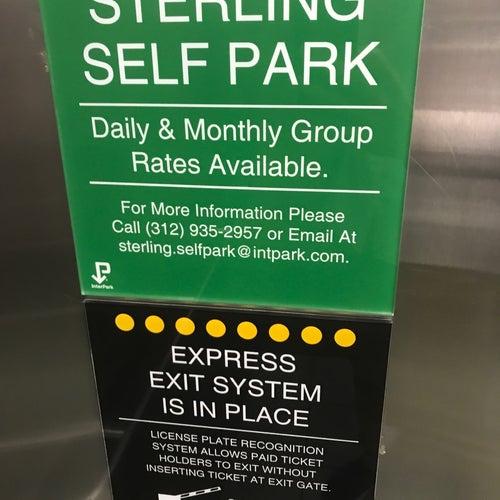 Sterling Self Park
