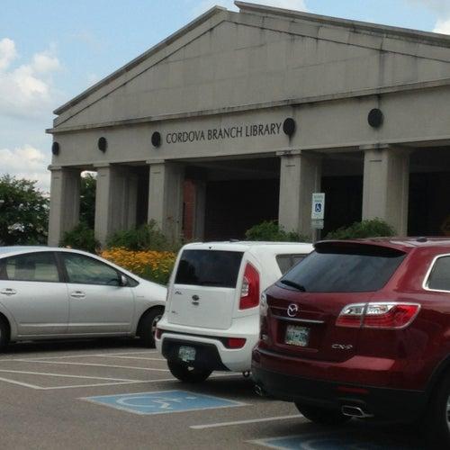 Cordova Library