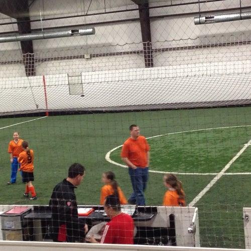 Ogden Indoor Soccer