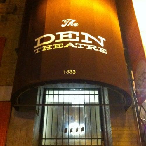 The Den Theatre