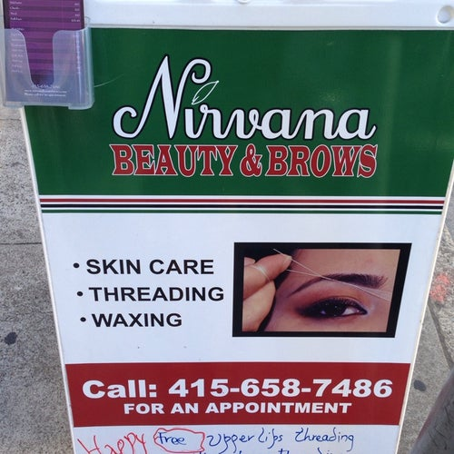 Nirvana Beauty and Brows