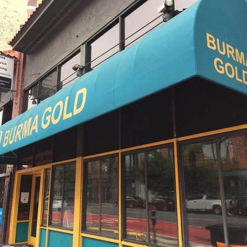 Burma Gold