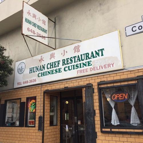 Hunan Chef
