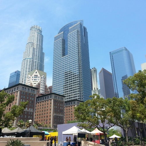 Pershing Square Farmers Market