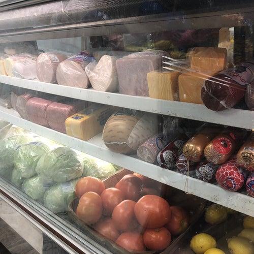 Bergen Supermarket