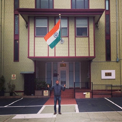 Consulate General Of India