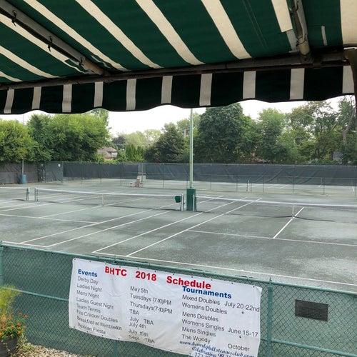 Beverly Hills Tennis Club