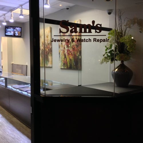 Sam's Jewelry & Watch Repairs