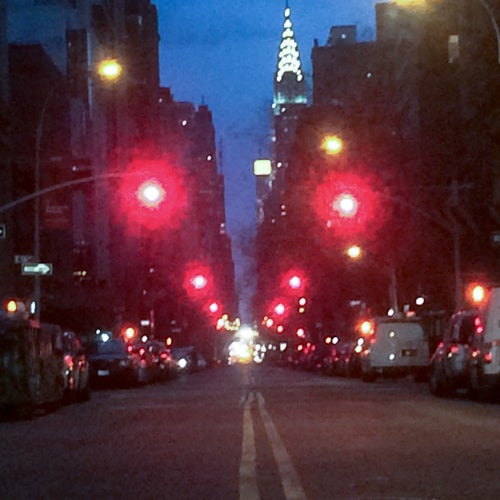 East 15th Street & Irving Place