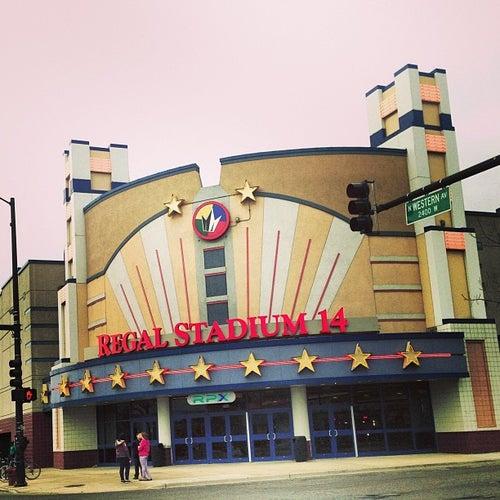 Regal Cinemas City North 14 IMAX & RPX
