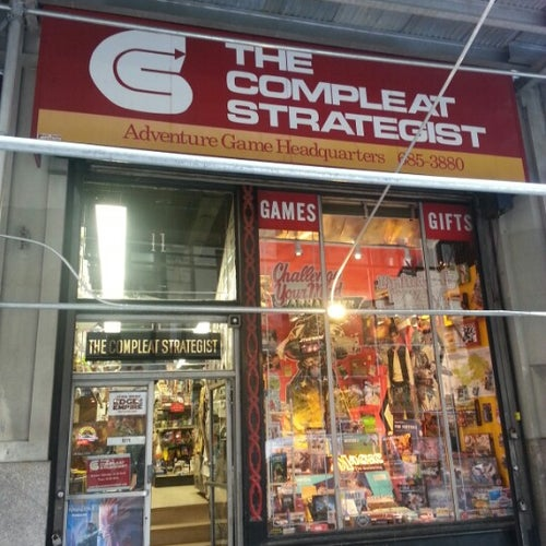 The Compleat Strategist
