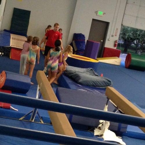 Gymnastics East