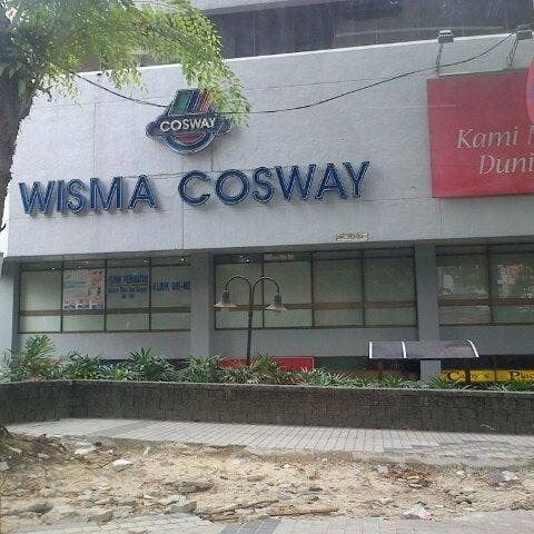 Wisma Cosway 88 Jalan Raja Chulan Kuala Lumpur