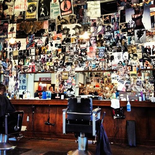 Rudy's Barbershop