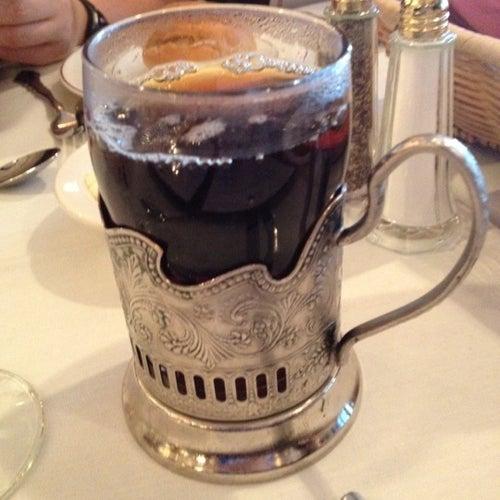 Russian Tea Time