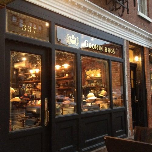 Goorin Bros. Hat Shop - West Village