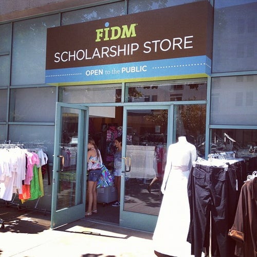FIDM Scholarship Store